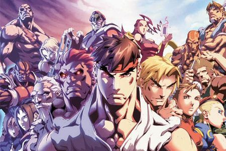Street Fighter IV: un torneo di solidarietà