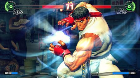 Street Fighter IV a marzo 2009