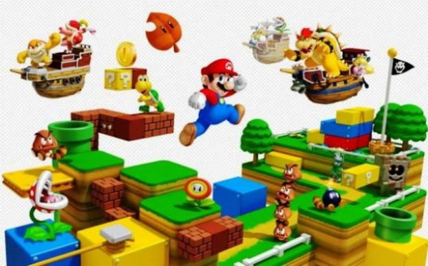 super mario 3d land giochi nintendo 3ds