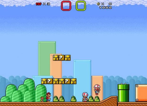 Super Mario Bros arriva su Nintendo 3DS a gennaio