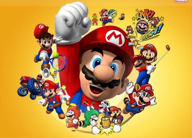 Super Mario è il videogioco storico preferito dagli Italiani
