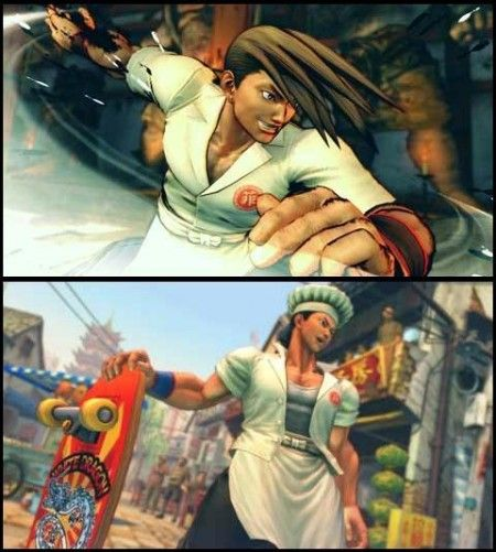 Super Street Fighter 4 si aggiorna: nuovi costumi in arrivo