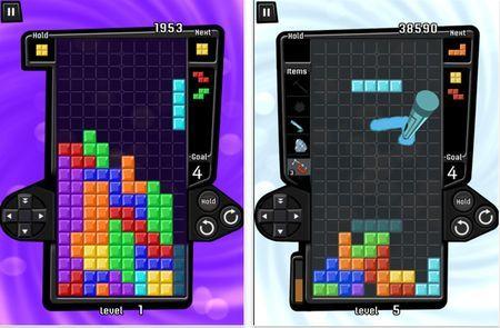 Tetris: caratteristiche della versione del gioco per iPad