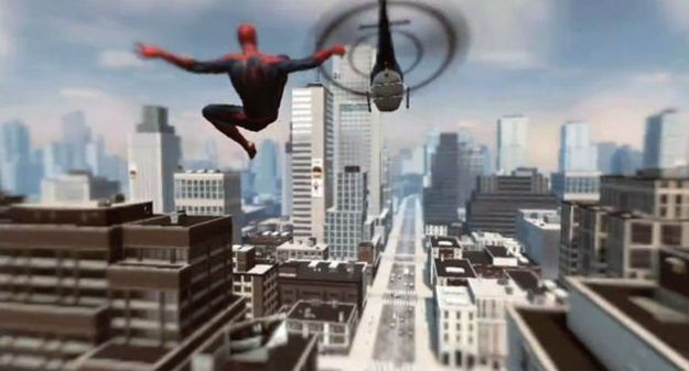 the amazing spider man classifiche