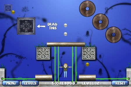 Giochi iPhone: The Flood Salvation, un originale puzzle