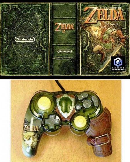Zelda: controller mai visto prima!