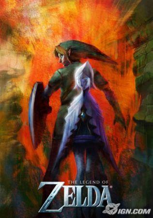Primo Artwork per Legend of Zelda