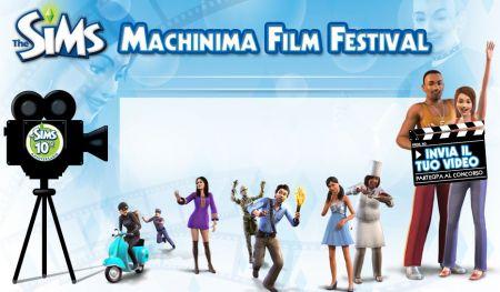 The Sims 3: in Italia il Machinima Film Fest