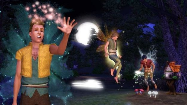 the sims 3 supernatural classifiche videogames