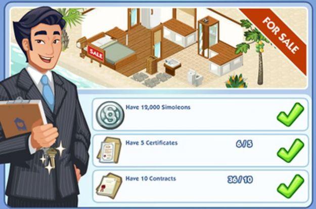 The sims social ecco come acquistare la casa al mare for Gioco arredare casa virtuale
