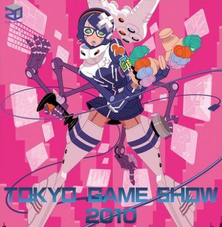Tokyo Game Show 2010 locandina