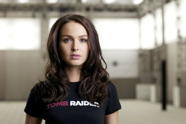 tomb raider lara croft camilla luddington