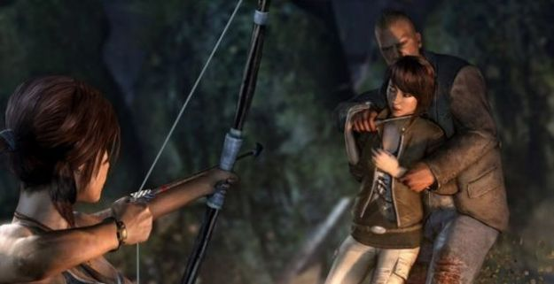 Tomb Raider, gameplay del gioco in un filmato dimostrativo [VIDEO]