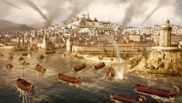 Total War: Rome II, una visione più cruda della guerra