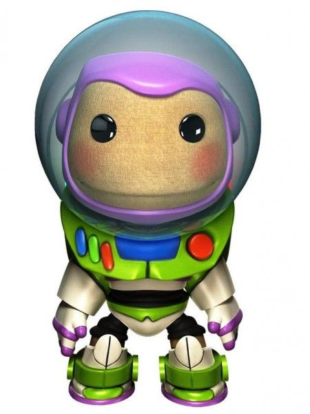 Toy Story irrompe in Little Big Planet 2: nuovi contenuti su PSN!