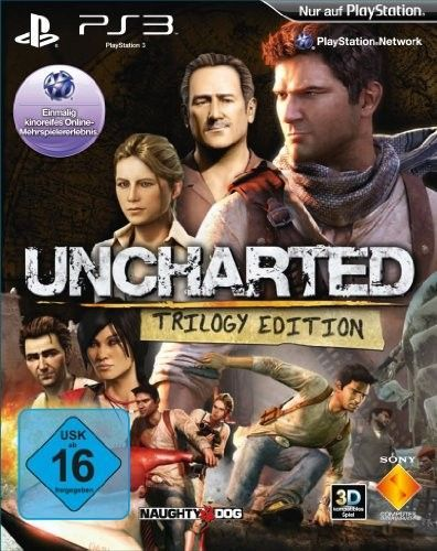 uncharted trilogy edition cover