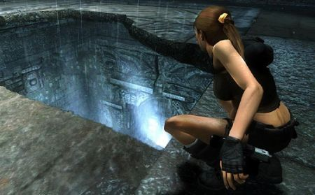 Tomb Raider Underworld trucchi