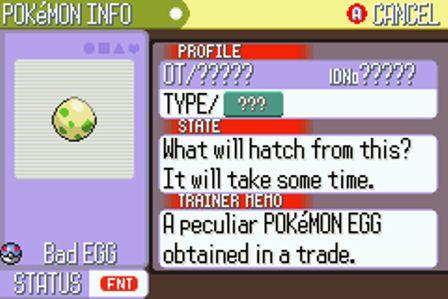 uova peste pokemon bianco e nero