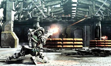 Video combattimenti in Vanquish!