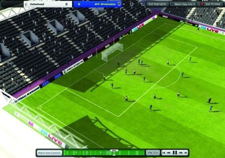 Football Manager 2011: da oggi una demo per PC