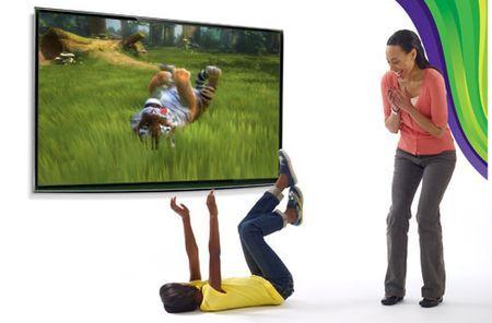 Kinect: nel 2011 in uscita dei videogiochi più impegnativi