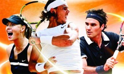 Virtua Tennis Cover