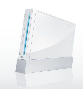 Il Wii a figura intera