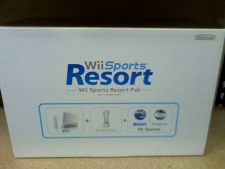 Wii Motion Plus in bundle