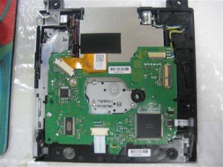 Nuovi chip degli optical drive su Wii