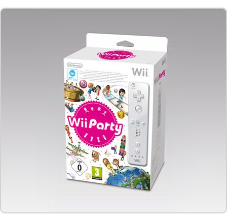 Wii Party: in vendita con un Wiimote