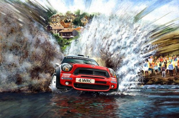 Games Week 2012: World Rally Championship 3 presente alla fiera