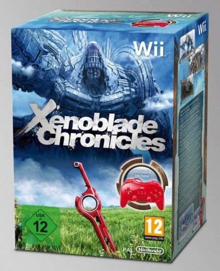 Nintendo anticipa il rilascio di Xenoblade Chronicles! Siete pronti?