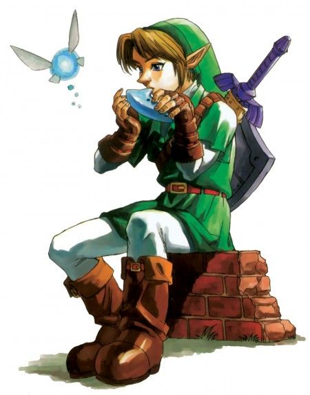 Giochi Nintendo 3DS: Zelda Ocarina of Time in una versione mai vista!