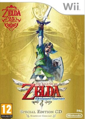 zelda skyward sword giochi nintendo wii