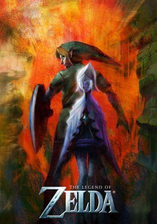 Zelda 2 per Wii