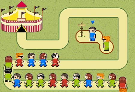 Giochi flash gratis online: March Zuma
