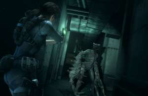 Resident Evil Revelations: screenshots