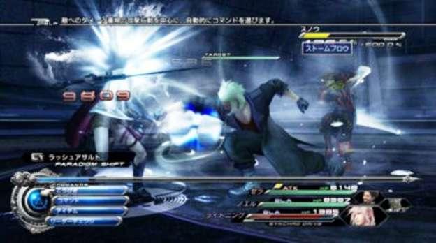 Final Fantasy XIII-2, Snow e Valford potentissimi in foto