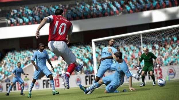 FIFA 13: prime immagini del gioco