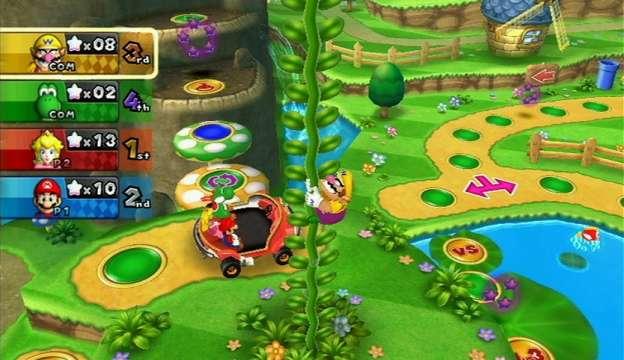 Mario Party 9: strategia e tanti mini giochi