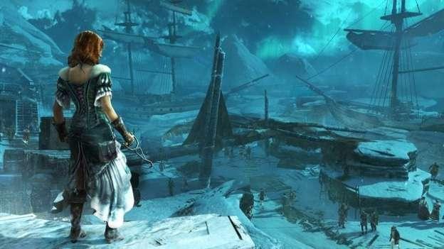 Assassin's Creed 3: nuove immagini del multiplayer