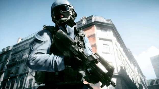Le immagini dello sparatutto Battlefield 3