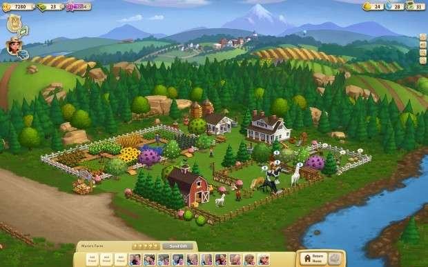 Farmville 2: la nuova versione in 3D del gioco su Facebook