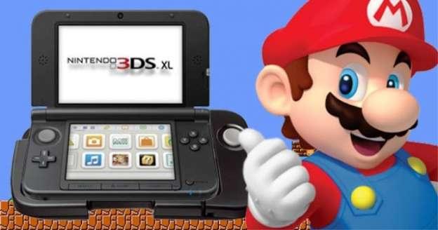 Nintendo 3DS XL foto