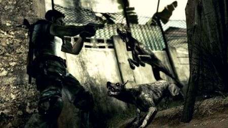 Resident Evil 5 -1