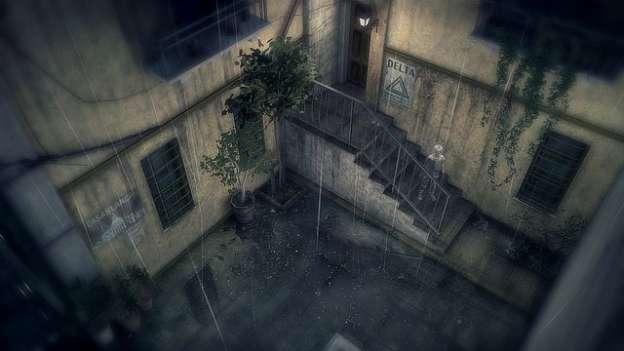 Rain: immagini del gioco
