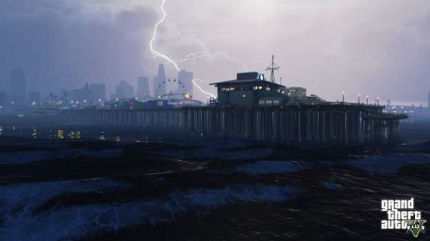 GTA 5: immagini del gioco