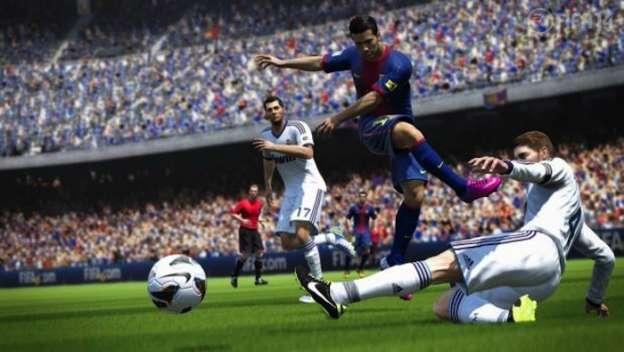 FIFA 14: screenshots del gioco di calcio