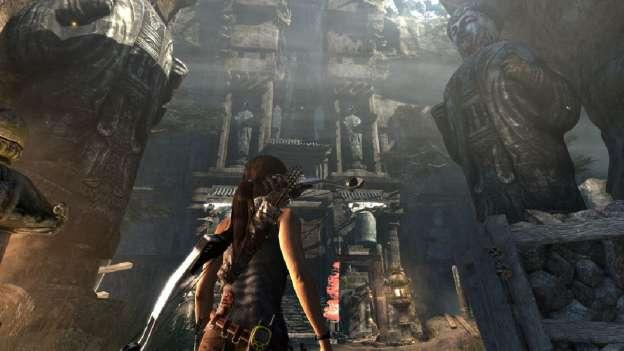 Tomb Raider 2013 foto