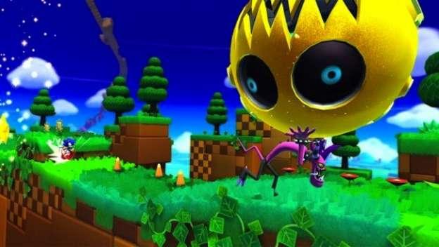 Sonic Lost World: immagini
